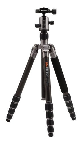 Mefoto Roadtrip Carbon Fiber Tripod Kit - Photo-Video - MeFoto - Helix Camera