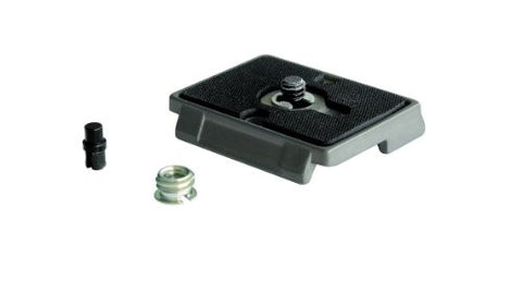 Manfrotto Quick Release Plate with Special Adapter (200PL) - Photo-Video - Manfrotto - Helix Camera