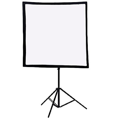 Bowens BW-1510 Lumiair Softbox 100X100, 39-1/2 x 39-1/2 Inches (Black)