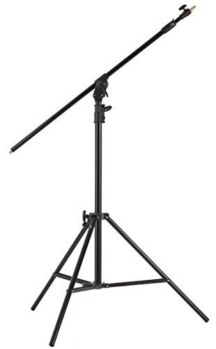 Studio-Assets 13.5' Light Stand with Convertible Boom Arm