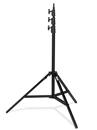 Kupo KS140611 Baby Kit Stand with Square Legs (Black)