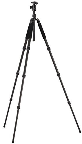 Studio-Assets Compact 4-Section Carbon Fiber Tripod with Ball Head - Photo-Video - Studio-Assets - Helix Camera