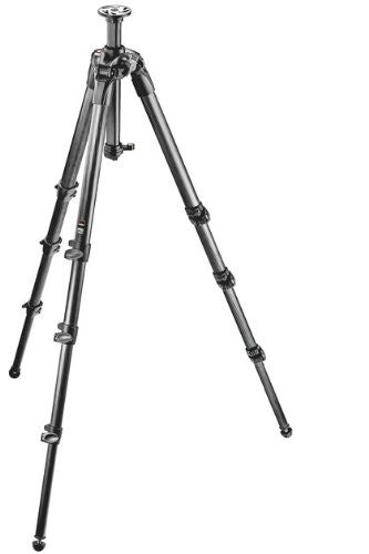 Manfrotto MT057C4 057 Carbon Fiber 4 Section Tripod