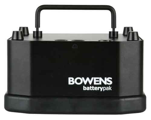 Bowens BW-7690 Small Battery (Black)