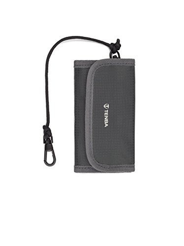Tenba Reload CF6 - Memory Card Wallet (Gray) - Photo-Video - Tenba - Helix Camera