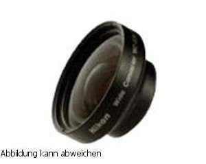 Nikon Wide Angle Converter Lens, WC-E24, for Nikon Coolpix 4500, 4300, 995, 990, 950, 900, 900s, 885, 880, 800, 775, 700, (#25100, WCE24) - Photo-Video - Nikon - Helix Camera