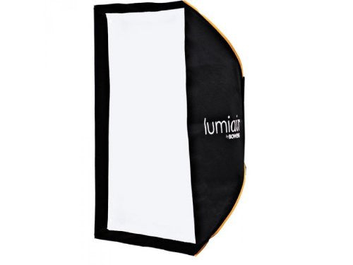 Bowens BW-1500 Lumiair Softbox 60X80, 23-1/2 x 31 Inches (Black)