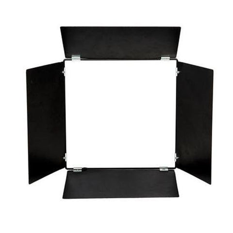 Limelite VB-1500 Mosaic 1 x 1 Inches Panel 4-Leaf Barndoor Set (Black) - Lighting-Studio - Limelite - Helix Camera