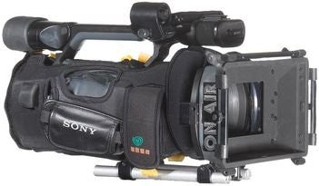 Kata DVG-52 Camcorder Guard for Sony Z1 and FX1 camcorders.