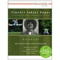"Hahnemühle 13 x 19"" Bamboo Fine Art Paper (25 Sheets) - Print-Scan-Present - Hahnemuhle - Helix Camera"