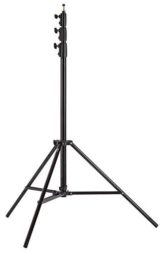 Studio-Assets 13.5' Heavy Duty Air-Cushioned Light Stand - Lighting-Studio - Studio-Assets - Helix Camera
