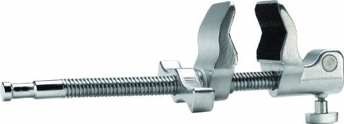 Kupo 9-Inch Super Viser Clamp with Hex Receiver, End Jaw (KG600212)