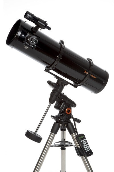 "Celestron Advanced VX 8"" Newtonian Telescope - Telescopes - Celestron - Helix Camera"