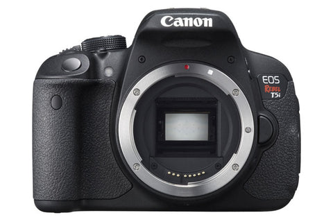 Used Canon EOS Rebel T5i DSLR with 18-55mm STM