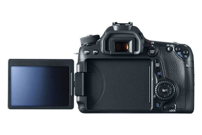 Used Canon EOS 70D DSLR Body Only