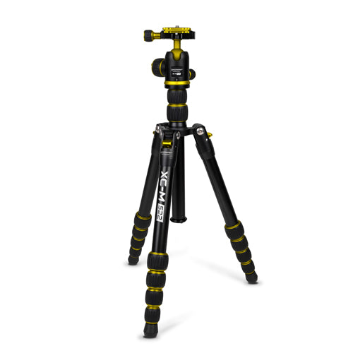 ProMaster XC-M 522K Professional Tripod Kit with Head - Yellow