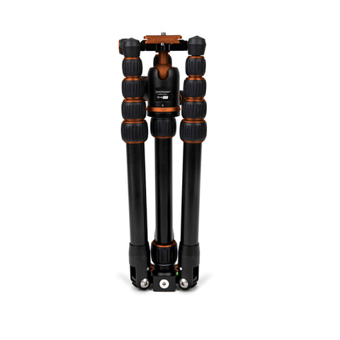 ProMaster XC-M 522K Professional Tripod Kit with Head - Orange