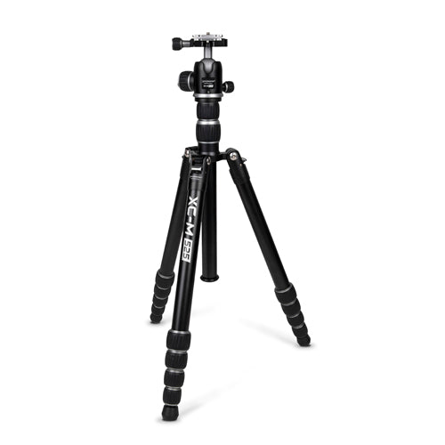 ProMaster XC-M 525K Professional Tripod Kit with Head - Silver