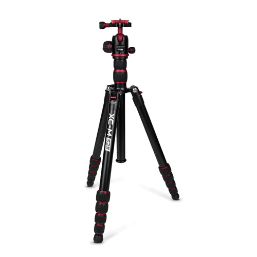 ProMaster XC-M 525K Professional Tripod Kit with Head - Red