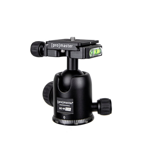 ProMaster XC-MH30 Ball Head - Black