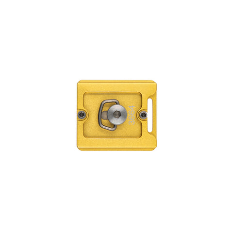 ProMaster Q/R Plate for XC-M Tripods and Ball Heads - Yellow