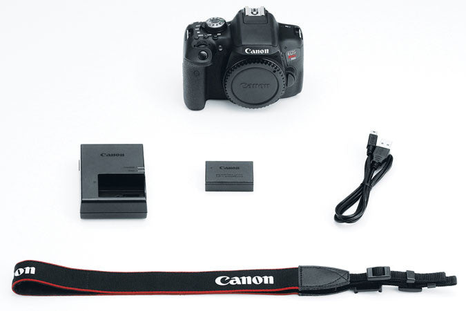 Canon EOS Rebel T6i Body