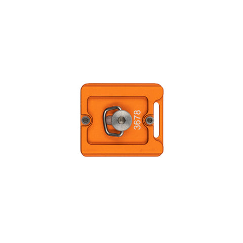 ProMaster Q/R Plate for XC-M Tripods and Ball Heads - Orange