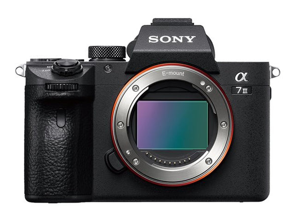 Sony a7 III Mirrorless Camera Body