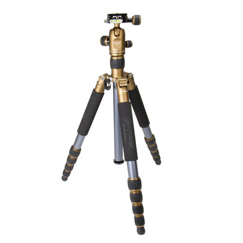 ProMaster Professional XC525 Tripod with Ball Head - Copper - Photo-Video - ProMaster - Helix Camera