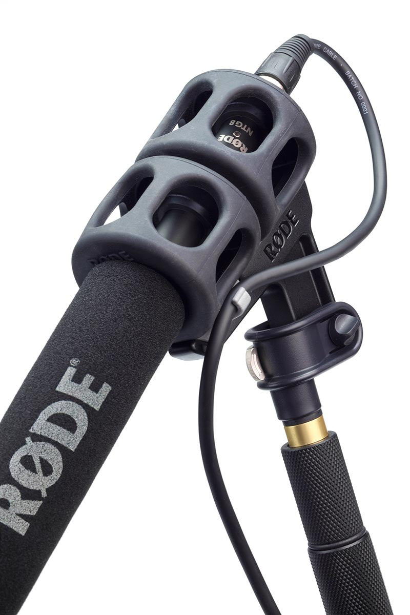 RODE NTG8 RF-bias Long Shotgun Microphone - Audio - RØDE - Helix Camera