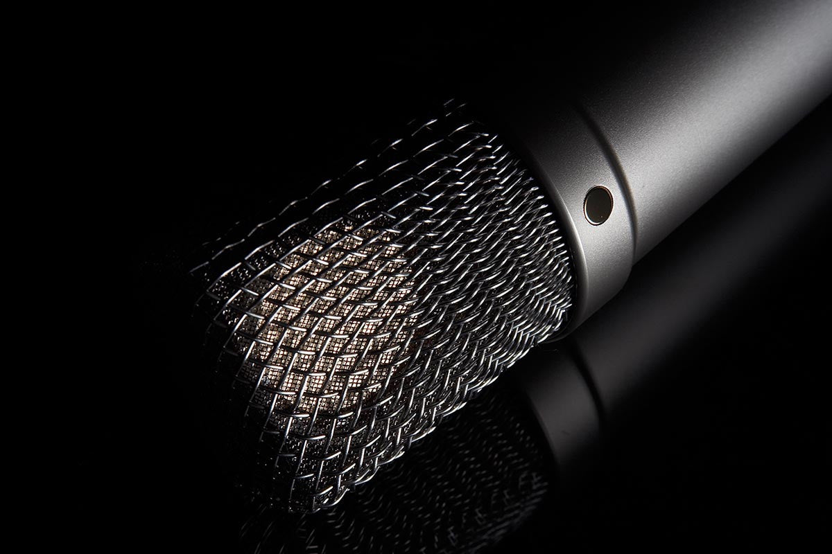 RODE NT1-A Cardioid Large-Diaphragm Condenser Microphone