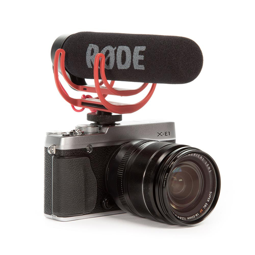RODE VMGO Video Mic GO Lightweight On-Camera Microphone Super-Cardio - Audio - RØDE - Helix Camera