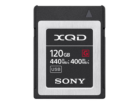 Sony G Series XQD - 120 GB
