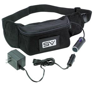 Smith Victor Fanny Pack Power fanny pack, 12-volt, 6.5Amp Hr w/ cigarette plug (401979)