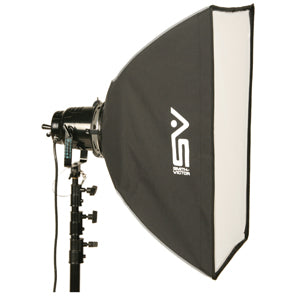 "Smith-Victor SBC2432-765UM - 24""x32"" Rectangular Heat-Resistant Softbox for 765SG"