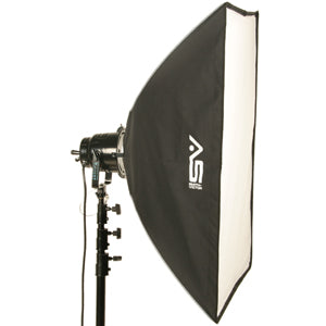 "Smith-Victor SBC1236-765UM - 12""x36"" Strip Heat-Resistant Softbox for 765SG"