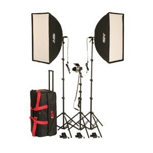 Smith Victor SBQ-36 Professional 36 x 36 Softbox Light with stand adapter 500 watt max
