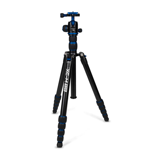 ProMaster XC-M 525K Professional Tripod Kit with Head - Blue