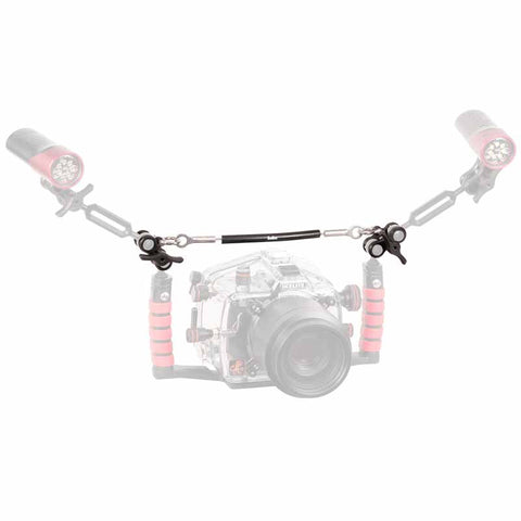 Ikelite Cable Grip with Auxiliary Clamps - Underwater - Ikelite - Helix Camera