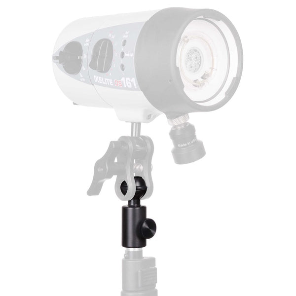 Ikelite 1-inch Ball Mount for Studio Light Stands