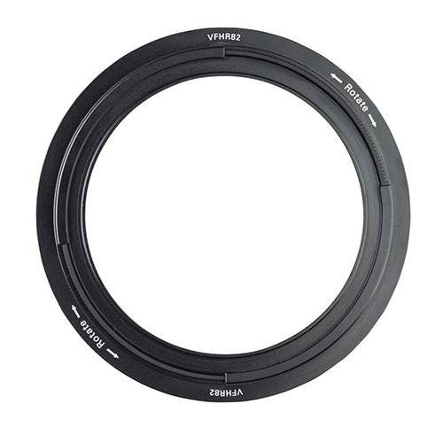 VU SION VFHR82 Filter Holder Mounting Ring for 82mm Lenses (Black)