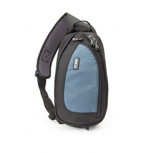 Think Tank TurnStyle 5 Convertible Sling Bag & Belt Pack - Blue Slate - Photo-Video - Think Tank - Helix Camera