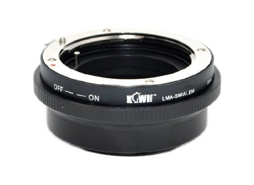 ProMaster Mount Adapter - MAX/ALP-NEX - Photo-Video - Kiwifotos - Helix Camera