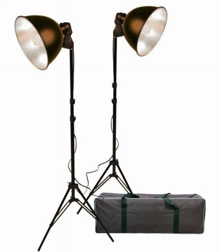 Promaster SystemPRO Basic 2-Light Studio Reflector - Lighting-Studio - ProMaster - Helix Camera