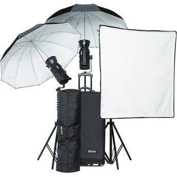 Bowens BW-8515USP Gemini 500R (X3) Kit - Pocket Wizard and Pulsar Compatible (Black) - Lighting-Studio - Bowens - Helix Camera
