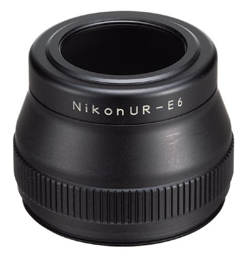 Nikon Convert Adapter UR-E6 for Tele-Fisheye Coolpix 5000 - Photo-Video - Nikon - Helix Camera