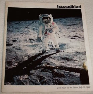 Hasselblad: First Man on the Moon July 20 1969 (Featuring Apollo IX, X and XI) - Books - Helix Camera & Video - Helix Camera