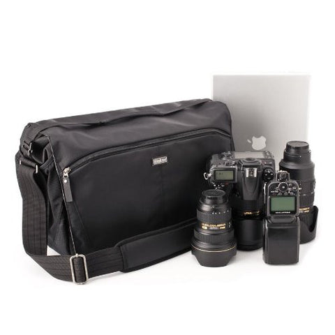 Think Tank Photo CityWalker 30 Messenger Bag (Black) - Photo-Video - Think Tank - Helix Camera