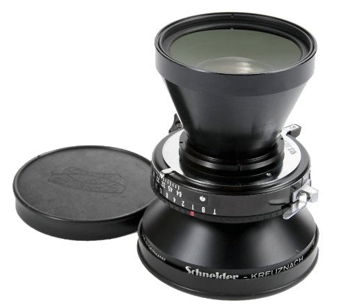 Schneider 120mm f/5.6 Super-Symmar MC Lens with Copal #0 Shutter - Photo-Video - Schneider - Helix Camera