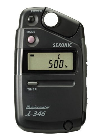 Sekonic i-346 Illuminometer - Lighting-Studio - Sekonic - Helix Camera
